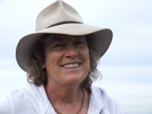 Dr. Christine Jones will be speaking at the Grazing for Change Conference