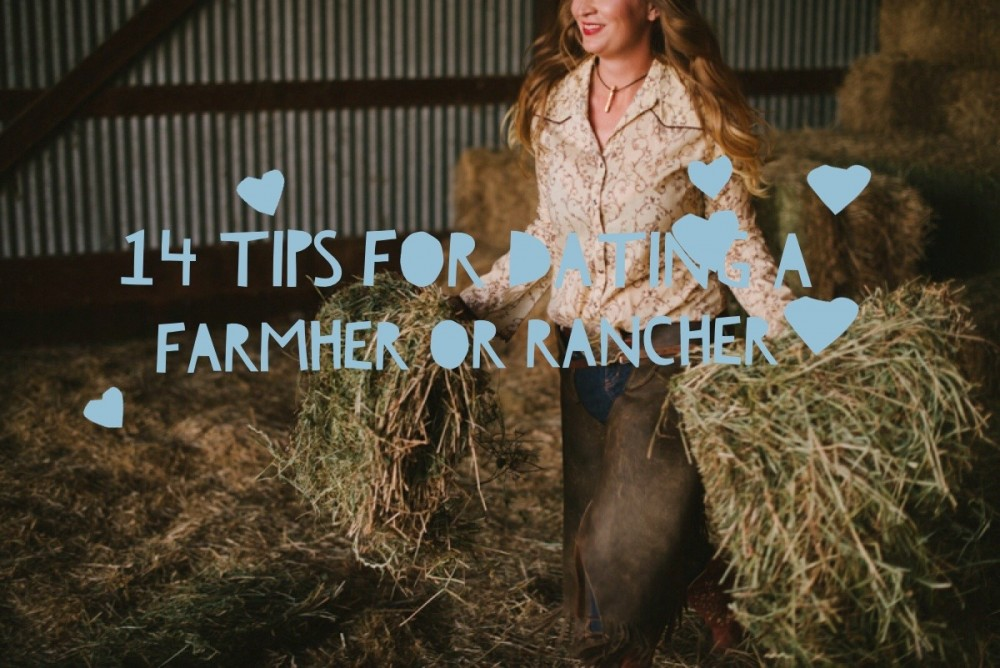 Farm dating advice